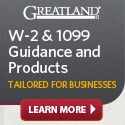 Greatland W-2 1099 Guidance & Products Tailored for Businesses