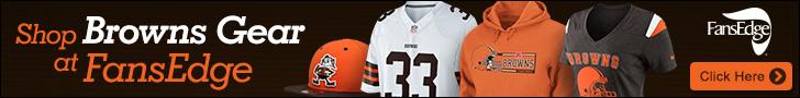 Shop for Cleveland Browns fan gear at FansEdge.com!