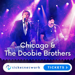 Chicago & The Doobie Brothers Tickets