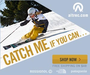 Tame the Beast - Ski at Altrec Outdoors