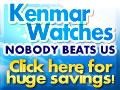 Kenmar Watches-Bulova Watches, Casio Watches, Seiko Watches, Luminox Watches