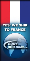 We ship to France!