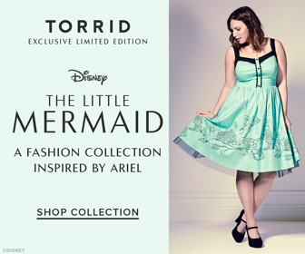 Shop Exclusive Little Mermaid Collection at Torrid.com!