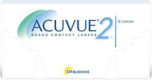 $40 off Acuvue 2 6pk when you buy 8 boxes + Free shipping!