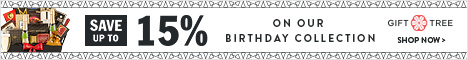 Save Up To 15% On Our Birthday Collection