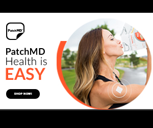 PATCH MD HEALTH IS EASY! Shop now for a limited time only at patchmd.com!
