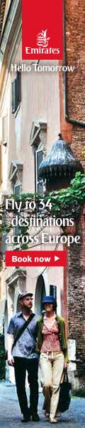 Пътувай с Emirates