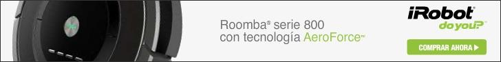 iRobot® Roomba® 880 Robot de limpieza aspirador