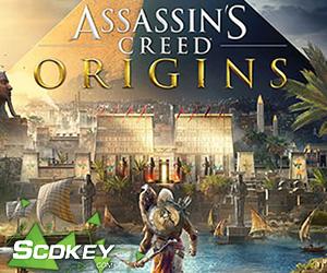 Assassin's Creed Origins Uplay CD Key EU