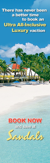 Save Big at Sandals Resorts