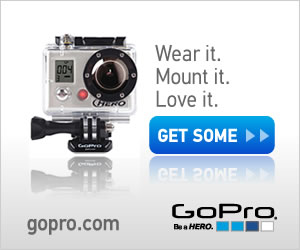 GoPro for adventure travel photos