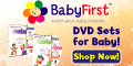 Education DVD Sets For Baby!