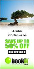 Aruba Trips at BookIt.com