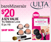 (6/3 - 6/23) bareMinerals Try Believe Love 6 pc. Kit $20 (180x150)