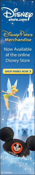 120x600 Disney Parks Store