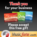 Music Gift Card
