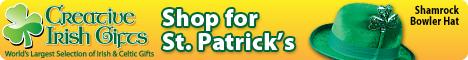 Shop Irish for St. Paddy's