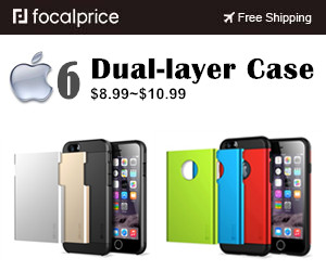 iPhone 6 Dual-layer Case