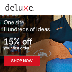 Image for DLX Brand-15% off first order of Apparel at Deluxe! Use Code KC650 at checkout!