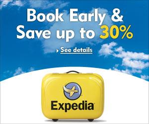 Expedia Ibiza hotels, flats, villas, flights