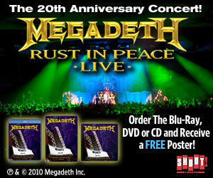 Megadeth Bundle