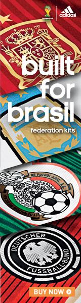 adidas Federation Kits