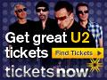 U2 Promo Banner