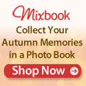 Autumn Memories Photo Book 125x125