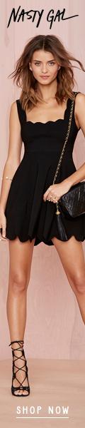 Little Black Dresses At Nasty Gal