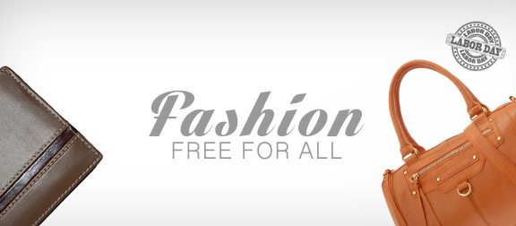 Fashion Free For All: Labor Day Sale on DailySteals.com!