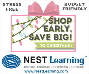 Shop early and save big! at NestLearning.com