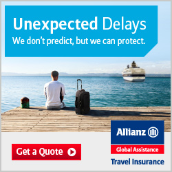 Evergreen - Unexpected DelaysCheck out these fun facts about Cruise Vacation insurance