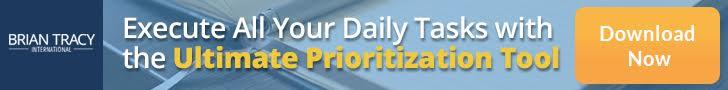 728x90 Ultimate Prioritization Tool