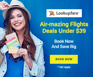 Flights Deals Under $39