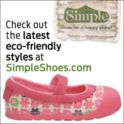 Kids Eco-Friendly Shoes Available at Simple Shoes