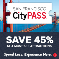Save up to 49% or more on San Francisco's 5 best attractions at CityPASS.com - Shop Now!