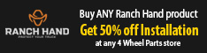Pro Comp Alloy Wheels 65% off while supplies last
