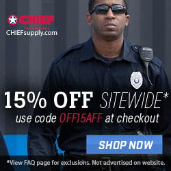 Save 15% on your Chief Supply Order Today!