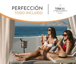 Vacaciones con Todo Incluido en Le Blanc Spa Resort.