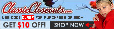 Brand Name Apparel at up to 90% off Retail
