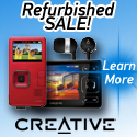 Refurbished MP3 Player Closeout Sale!!!