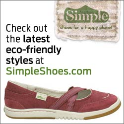 Free Shipping w/ No Minimums at Simple Shoes