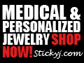 Medical Alert Bracelet & Medical Jewelry Catalog