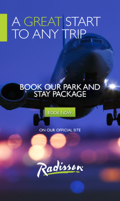 240x400 Radisson Park & Stay Package