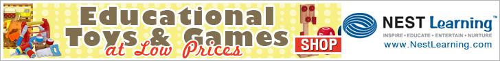 Toys & Games for NestLearning.com