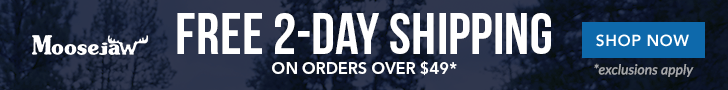 Free 2-Day Shipping on Orders over $49!