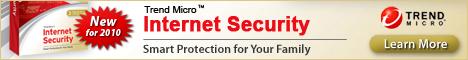 US- PC-cillin Internet Security 2009