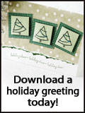 Free holiday greeting card -- download today!