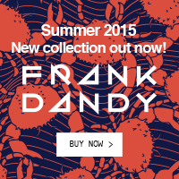 Frank Dandy mens swimwear