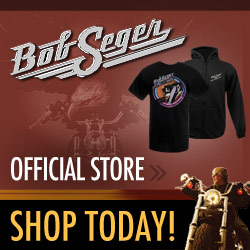 Bob Seger Official Merchandise